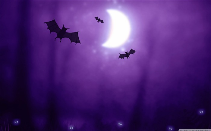 Happy Halloween Desktop Wallpapers Views:17305