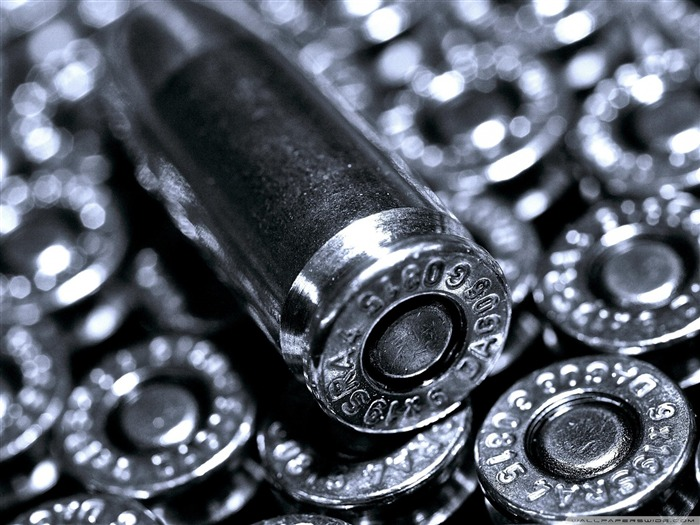 bullets-military-related items Desktop wallpaper Views:10584