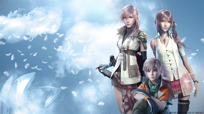 final fantasy XIII-Classic game Final Fantasy Wallpaper 01 Views:19808 Date:10/8/2011 2:19:38 AM