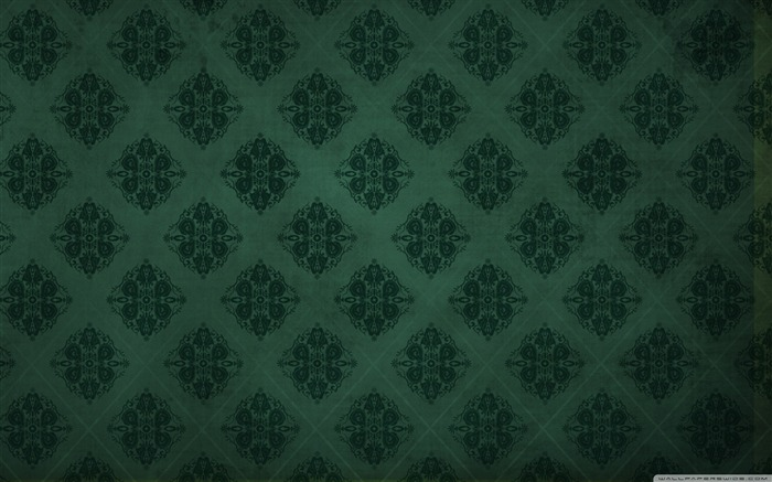 green damask- Vintage Series Desktop Wallpaper Views:43624 Date:10/14/2011 1:13:27 AM
