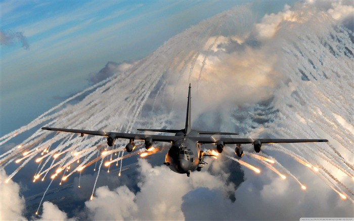 military flares-military-related items Desktop wallpaper Views:14000