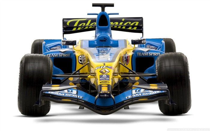 renault-F1 Formula Racing Wallpaper Views:8835