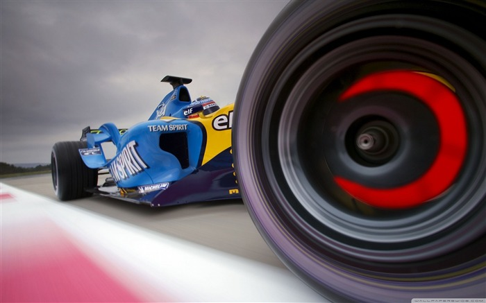 team spirit-F1 Formula Racing Wallpaper Views:6162