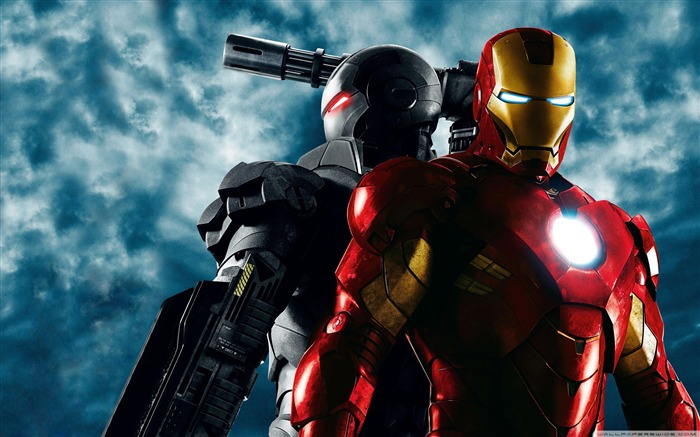 Iron Man II movie HD desktop wallpaper Views:27742