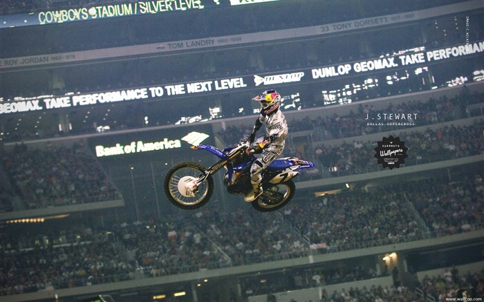 2011 Supercross Dallas stations-driver James Stewart Views:5317
