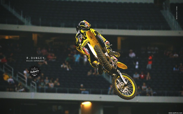 2011 Supercross Dallas stations-driver Ryan Dungey Views:5294