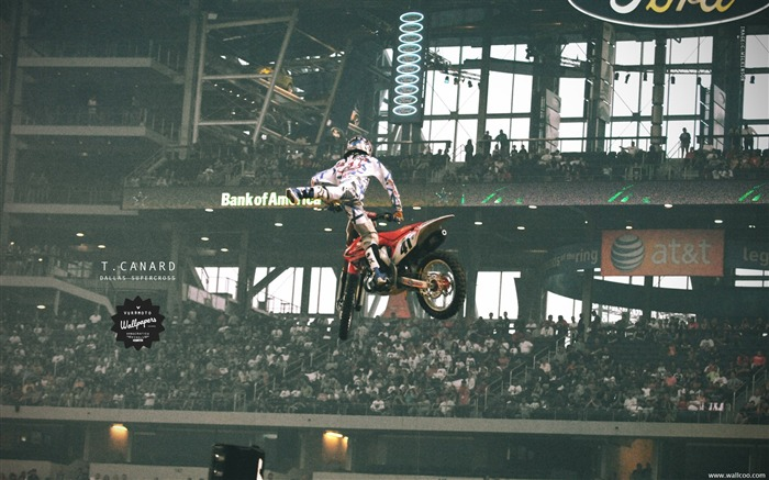 2011 Supercross Dallas stations-drivers Trey Canard Views:5188
