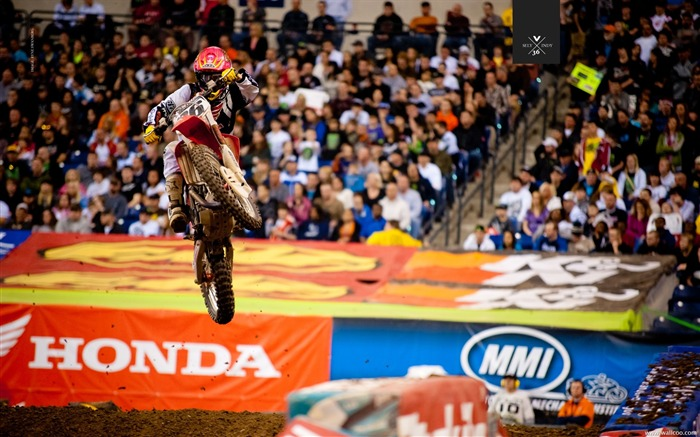 2011 Supercross Indianapolis-drivers Cole Seely Views:3876