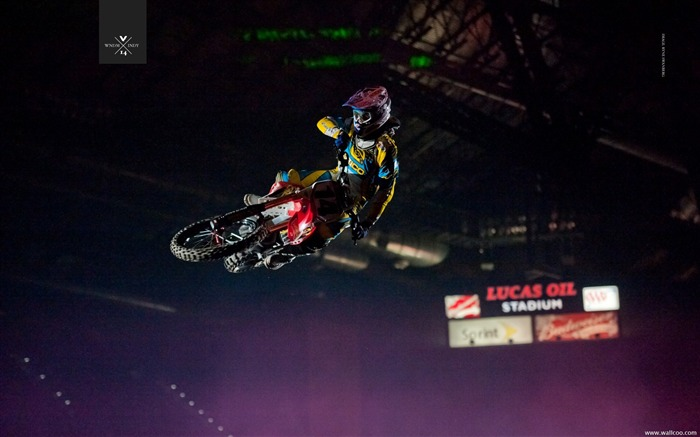 2011 Supercross Indianapolis-riders Kevin Windham Views:3557