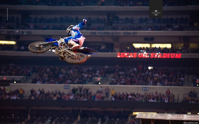 2011 Supercross Indianapolis-riders Ryan Sipes Views:3794