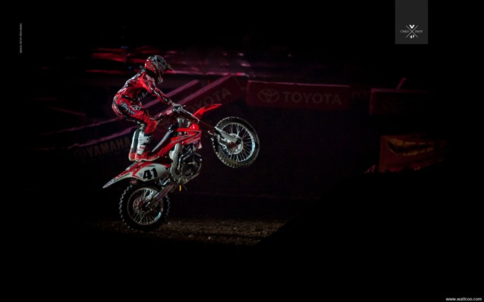 2011 Supercross Indianapolis-riders Trey Canard Views:4055