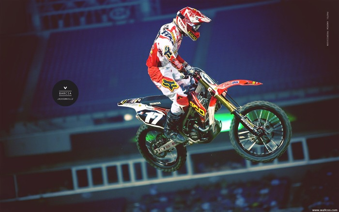 2011 Supercross Jacksonville Station-driver Justin Barcia Views:3895