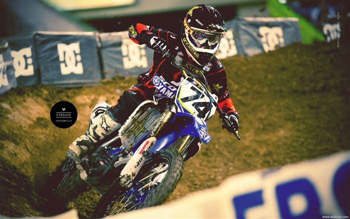 2011 Supercross Jacksonville station-riders Austin Stroupe Views:3060