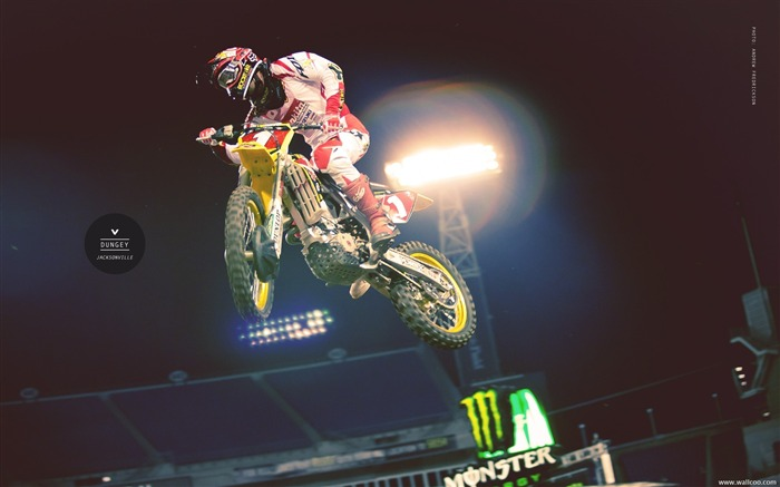 2011 Supercross Jacksonville station-riders Ryan Dungey Views:3923