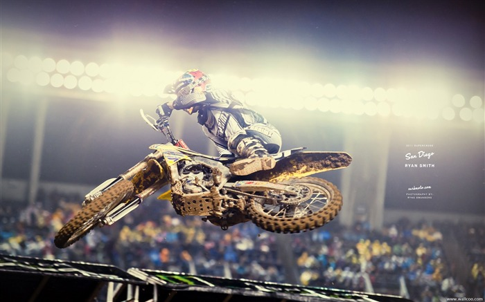 AMA Supercross San Diego-driver Ryan Smith Views:4166