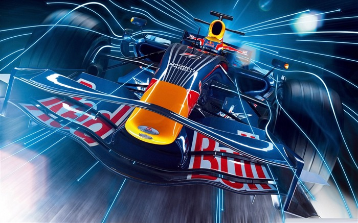 Fast and Furious-F1 Formula One racing wallpaper second series Views:10693
