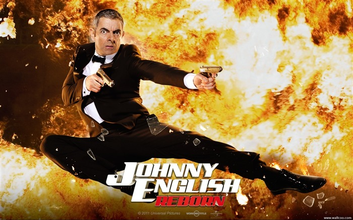 Johnny English Reborn Movie HD Wallpaper Views:12379