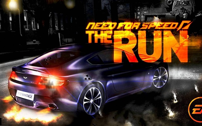 Need for Speed-The Run Game HD Wallpaper Views:9931