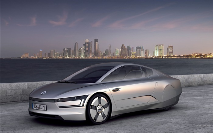 Volkswagen XL1 Concept car desktop picture Views:5975