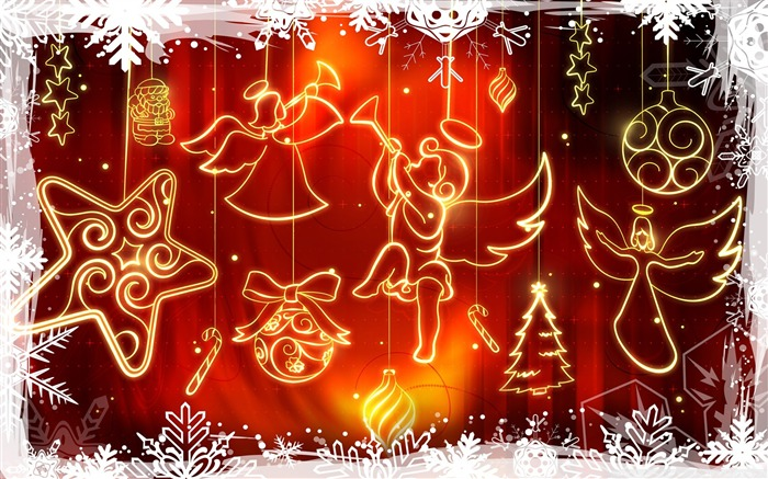 christmas is here-Christmas Desktop Pictures Views:5463