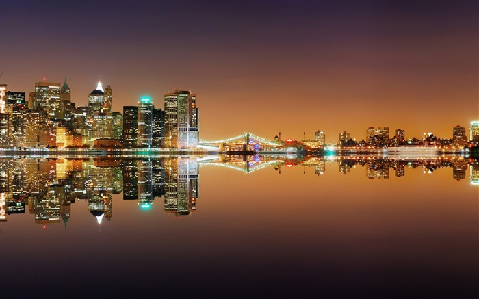 city lights-The urban landscape photography Desktop Wallpapers Views:24169