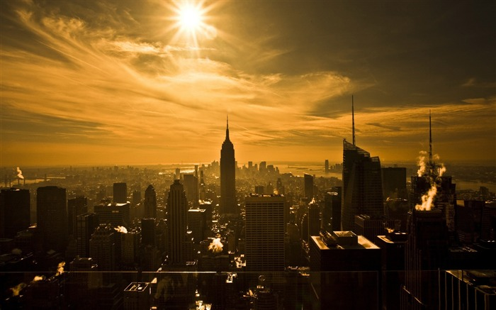 empire state building new york city-The urban landscape photography Desktop Wallpapers Views:24780 Date:11/12/2011 9:22:12 AM