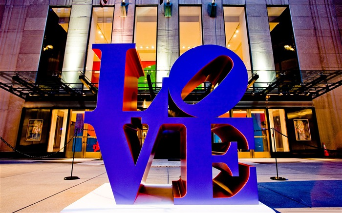 love sculpture avenue of the americas-love wallpaper pictures Views:6617