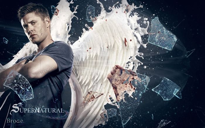Dean Winchester-Supernatural-HD Picture Views:15690