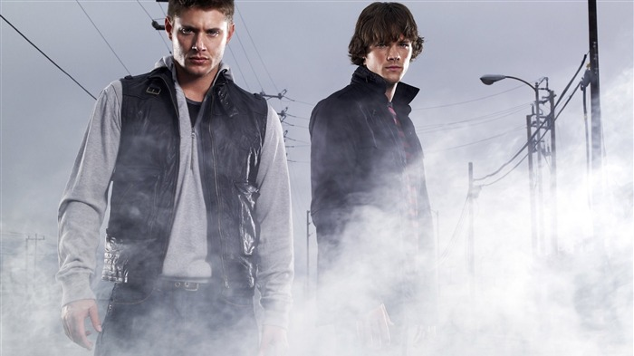 Dean Winchester and Sam Winchester-Supernatural-HD Desktop Picture Views:5289