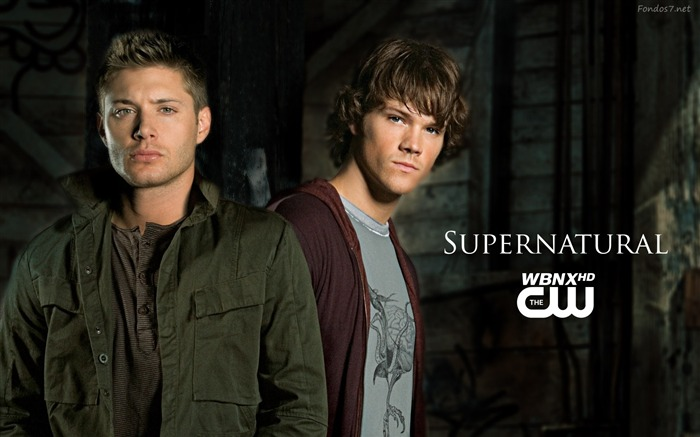 American TV-Supernatural-HD Desktop Picture Views:12644