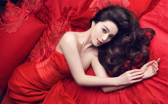 Fan Bingbing international stars Photo Desktop Wallpaper Views:17895