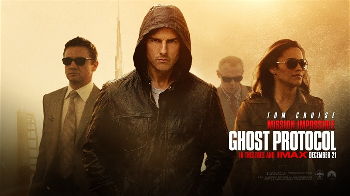 Mission Impossible-Ghost Protocol HD movies Wallpapers Views:7158