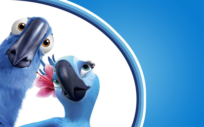 Rio-Cartoon animation film Selected Wallpaper Views:17604 Date:12/29/2011 12:26:48 PM