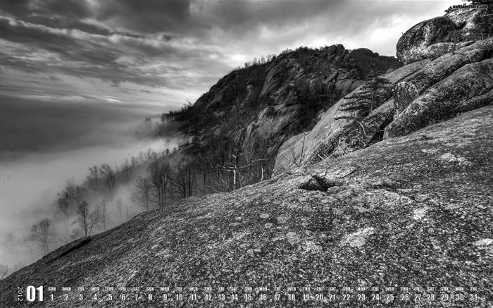 Ruins-January 2012 calendar desktop themes wallpaper Views:5742 Date:12/31/2011 12:02:52 AM