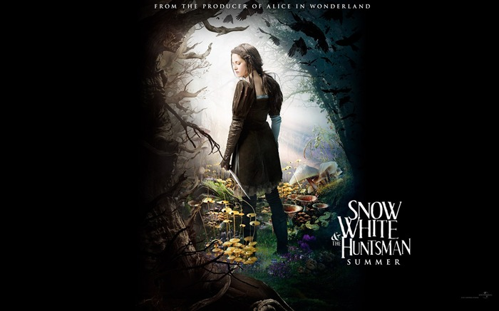 Snow White and the Huntsman Movie HD Desktop Wallpaper 02 Views:4968