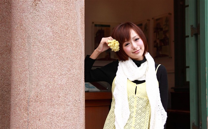 Taiwan MM Yan Fu beautiful wallpaper Album 03 Views:7628 Date:12/18/2011 11:32:51 PM