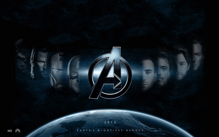 The Avengers 2012 HD Movie Desktop Wallpaper Views:12798