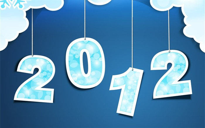 Welcome 2012-2012 Year theme desktop picture Views:2521