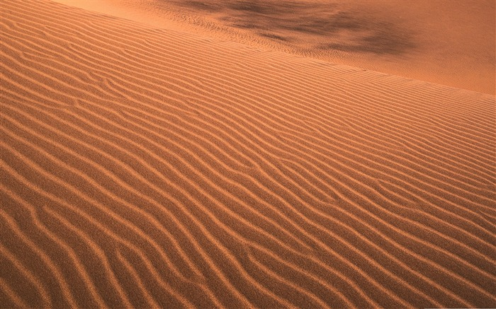 desert sand-Amazing desert scenery Desktop Wallpapers Views:13062