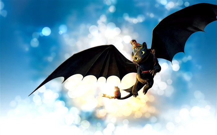 how to train your dragon-Cartoon animation film Selected Wallpaper Views:19366 Date:12/29/2011 10:56:32 AM