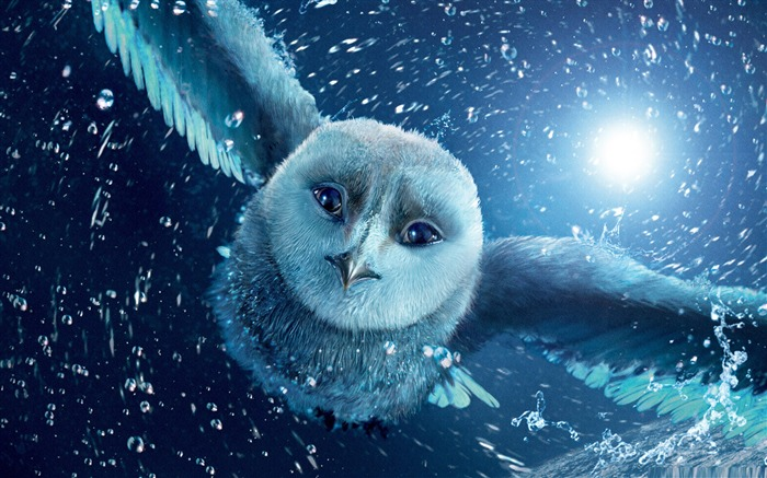 legend of the guardians the owls-Cartoon animation film Selected Wallpaper Views:24615 Date:12/29/2011 10:59:06 AM