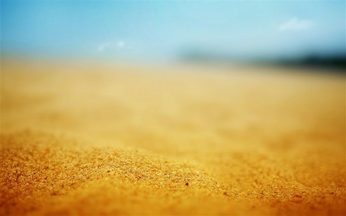 sand macro-Amazing desert scenery Desktop Wallpapers Views:8375