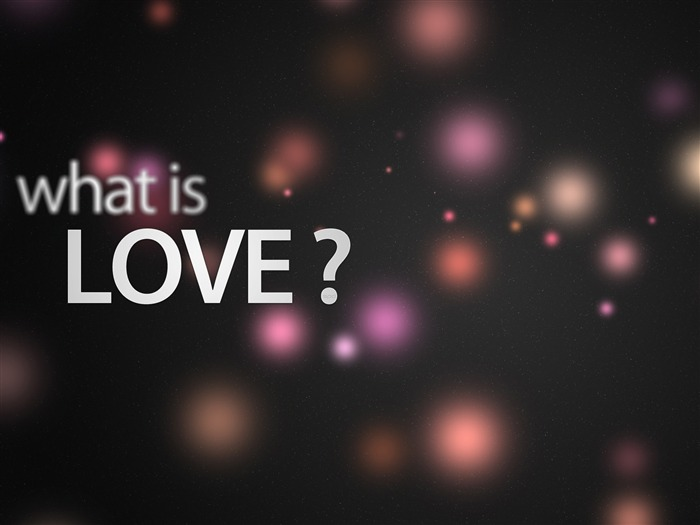 what is love-Love Series Desktop Picture Views:4190