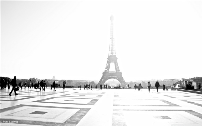 why paris is paris-City landscape photography Desktop Wallpaper Views:17060