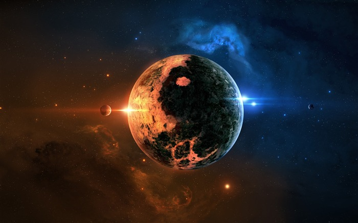 yin yang planet-Explore the mysteries of the universe Views:156882 Date:12/12/2011 11:57:45 PM