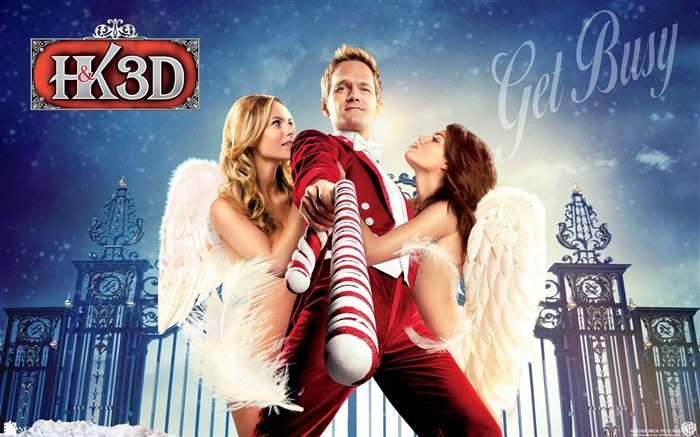 A Very Harold and Kumar Christmas HD Movie Wallpaper Views:8667