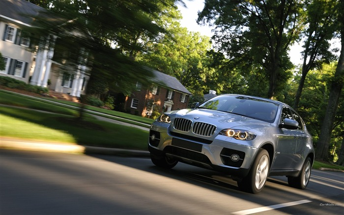BMW X6 SUV off-road sports car series wallpaper 01 Views:6913 Date:1/4/2012 2:39:22 AM