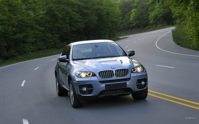 BMW X6 SUV off-road sports car series wallpaper 03 Views:10727 Date:1/4/2012 2:40:12 AM