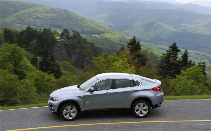 BMW X6 SUV off-road sports car series wallpaper 04 Views:5714 Date:1/4/2012 2:40:34 AM