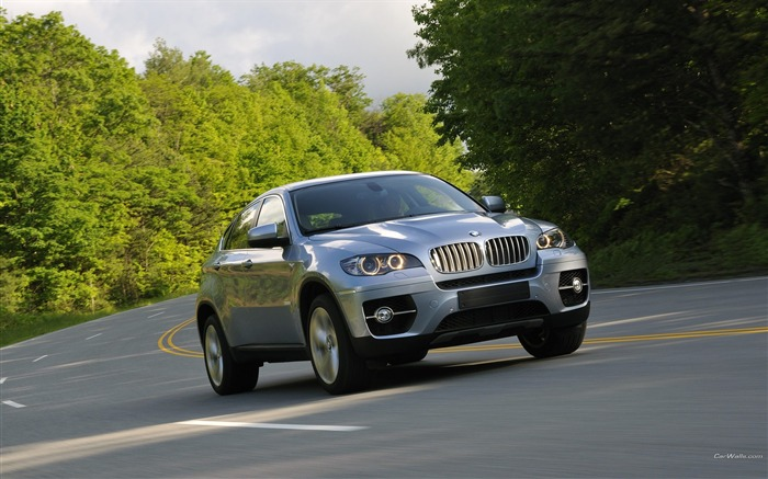 BMW X6 SUV off-road sports car series wallpaper 05 Views:6321 Date:1/4/2012 2:40:51 AM